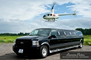 Ford Excursion Limousine